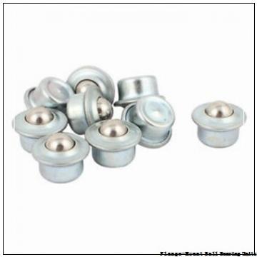Link-Belt F3S212EK75 Flange-Mount Ball Bearing Units