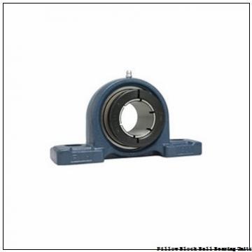 2 Inch | 50.8 Millimeter x 2.188 Inch | 55.575 Millimeter x 2.5 Inch | 63.5 Millimeter  Sealmaster CRPS-PN32 Pillow Block Ball Bearing Units
