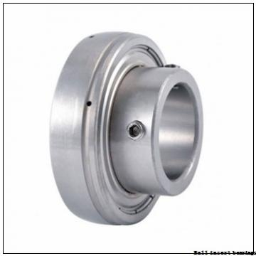 AMI SUE206-20FS Ball Insert Bearings