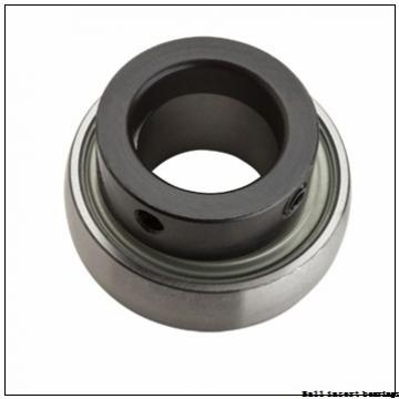 0.6250 in x 47 mm x 1.437 in  Nice Ball Bearings (RBC Bearings) ER10SFR Ball Insert Bearings