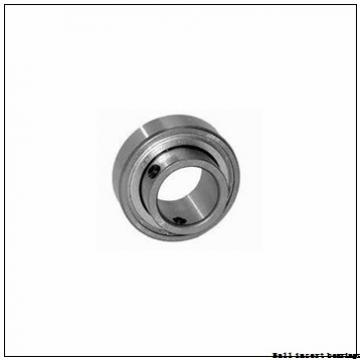 AMI MU005 Ball Insert Bearings
