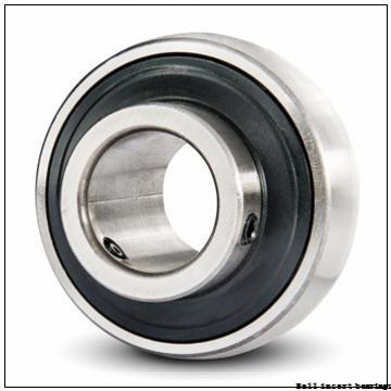 100,0125 mm x 215 mm x 100,01 mm  Timken GN315KRRB Ball Insert Bearings