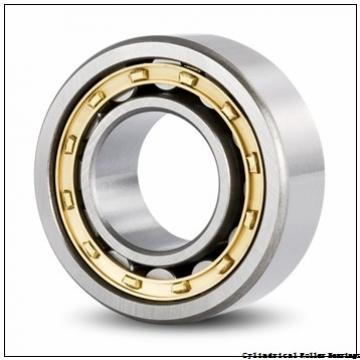 105 mm x 190 mm x 36 mm  NSK NU 221 W C3 Cylindrical Roller Bearings