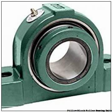 1.9375 in x 6-1/4 in x 3-41/64 in  Rexnord MAS611513 Pillow Block Roller Bearing Units