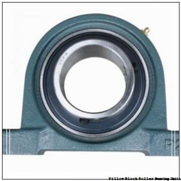 4.438 Inch   112.725 Millimeter x 6.25 Inch   158.75 Millimeter x 5.75 Inch   146.05 Millimeter  Rexnord ZPS5407YFB Pillow Block Roller Bearing Units
