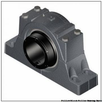 3.4375 in x 11-5/8 to 13-1/8 in x 5-9/64 in  Rexnord MAFS6303 Pillow Block Roller Bearing Units