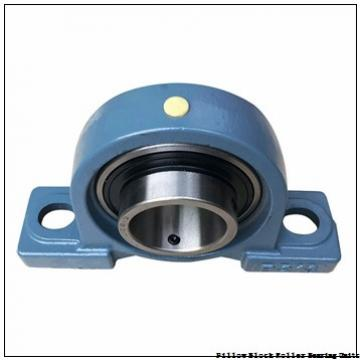 3.4375 in x 10 in x 4-3/8 in  Rexnord MA2307FC Pillow Block Roller Bearing Units