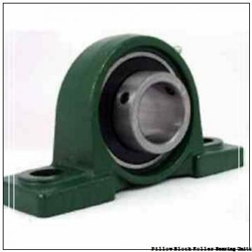 4.0000 in x 12-1/2 in x 5-3/16 in  Rexnord ZAF2400F Pillow Block Roller Bearing Units
