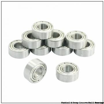 3.0000 in x 4.5000 in x 0.7500 in  NTN XLS3C3 Radial & Deep Groove Ball Bearings