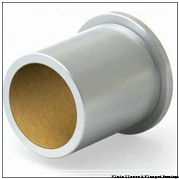 Oilite AA307-B Plain Sleeve & Flanged Bearings
