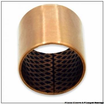 Bunting Bearings, LLC CB394740 Plain Sleeve & Flanged Bearings