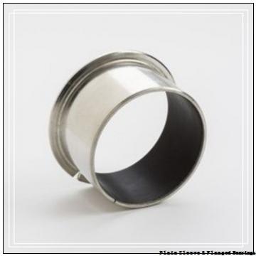 Bunting Bearings, LLC EP404648 Plain Sleeve & Flanged Bearings